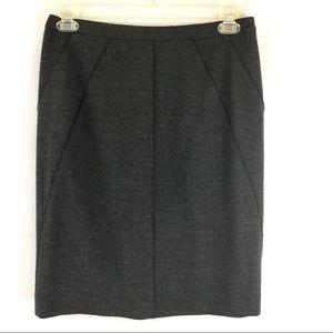 Ann Taylor Suit Pencil Skirt